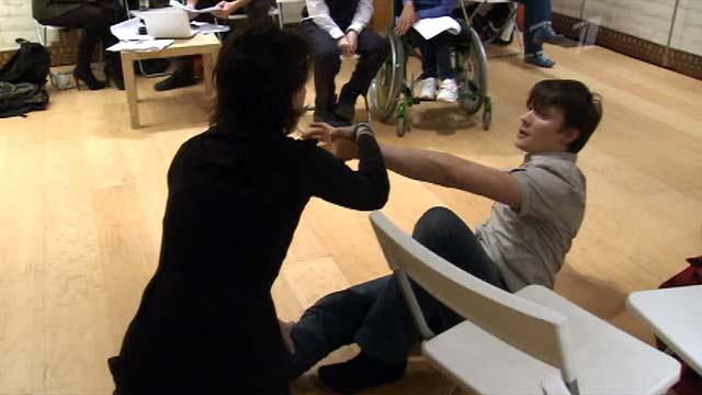 В Театре Пушкина ставят спектакли по сценариям детей с неизлечимыми болезнями