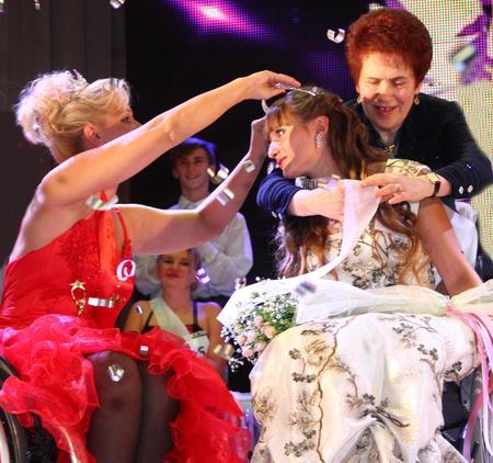 Главной красавицей в Донецке стала одесситка