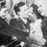 Инна Мудрецова: Мужество, отвага и… любовь