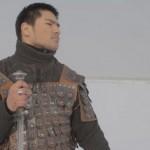 Парень с ДЦП сыграл Гамлета в казахстанской картине