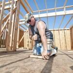 Американец, лишившийся зрения, самостоятельно строит дом своей мечты