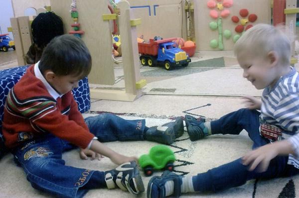 С чем сталкиваются незрячие дети в начале своего жизненного пути
