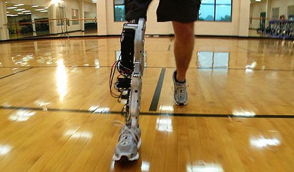 Зарядите вашу ногу