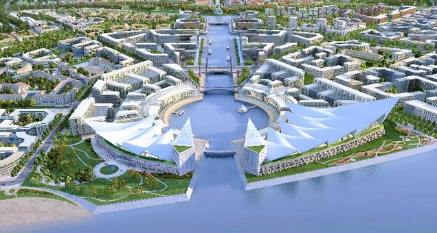 Умный город на берегах Невы