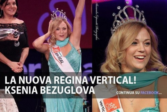 Мисс мира Ксения Безуглова: «Жизнь в инвалидной коляске тоже может быть счастливой»
