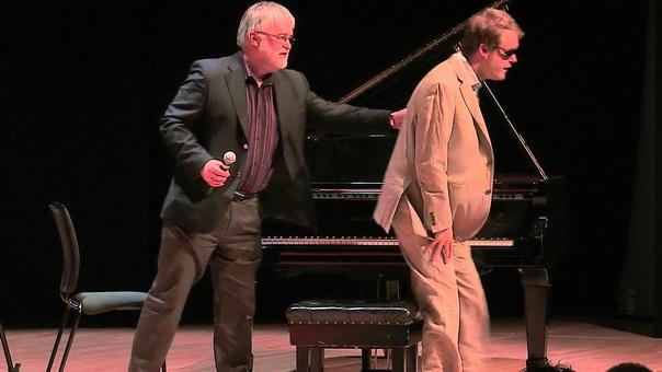 Дерек Паравичини и Адам Окельфорд: В тональности гения