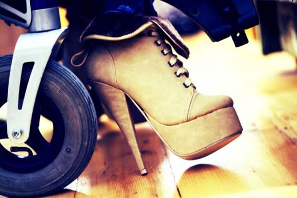 Любимая обувь Доминики