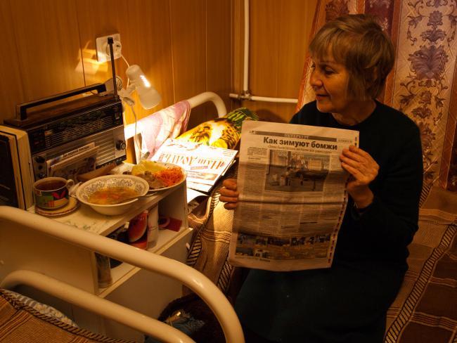 Галина Клишова: В России любой бездомный – потенциальный инвалид
