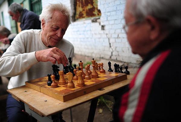 Олд-таун. Для пожилых людей построят отдельный городок