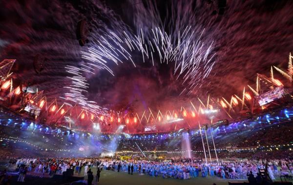 На паралимпиаде в Лондоне российская сборна заняла второе место в общекомандном зачете