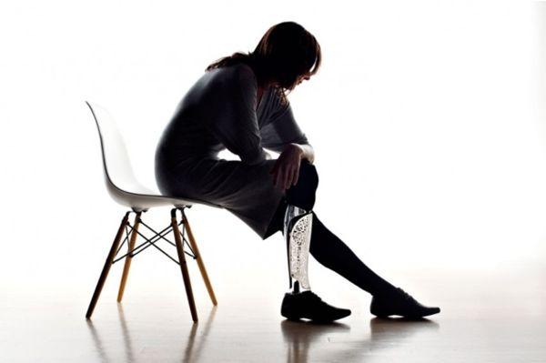 Протезы от компании Bespoke Innovations: инвалидность бывает стильной