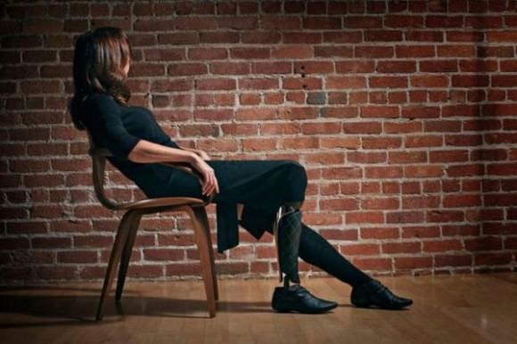 Индивидуальный стильный протез от Bespoke Innovations