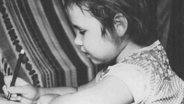 История девочки-художницы Саши Путря
