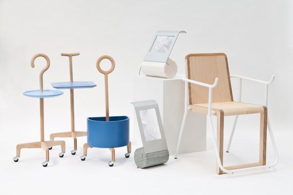 Нет страны для стариков: коллекция мебели от Lanzavecchia + Wai для тех, кому за 50