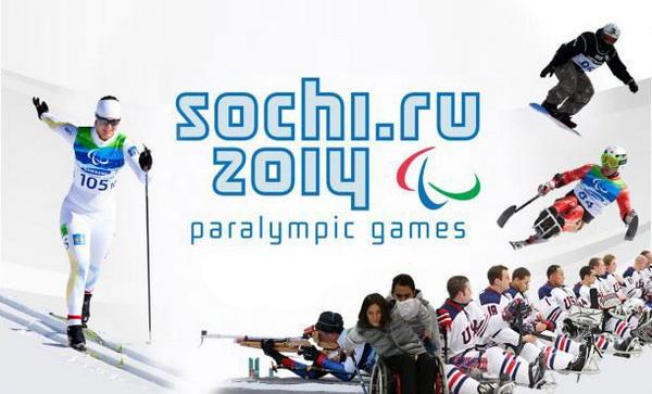 300 часов прямых трансляций с Паралимпийских Игр Сочи 2014