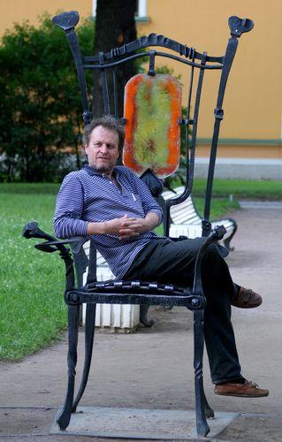 Неслышащий художник Юрий Чернуха: «У красоты нет ограниченных возможностей»