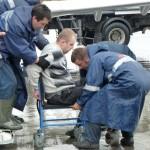 Евгений Шевко: «Я сидел над пропастью, понимая, что в случае падения получу серьезные травмы»