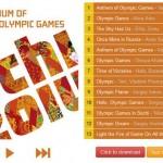 Официальный альбом Игр в Сочи теперь доступен он-лайн