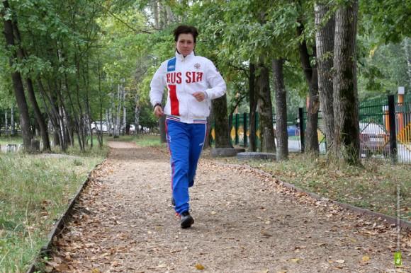 Даже после неудачных стартов Дарья никогда не хотела бросить занятия легкой атлетикой. «Я буду бегать, пока есть возможность и силы», — уверяет Даша.