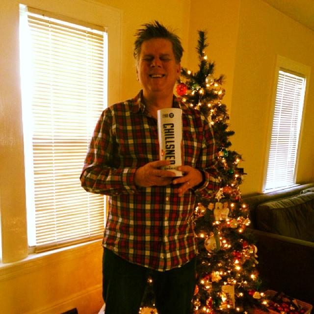 Рождество в инстаграмме слепого человека