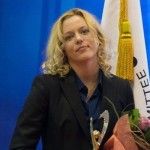 Дарья Стукалова: на земле сшибала все кочки, а в бассейне — первая