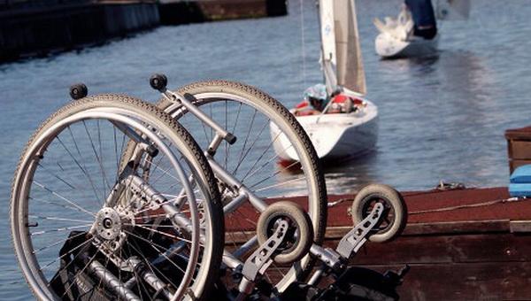 «Надо побеждать», или История паралимпийского яхтсмена из Воронежа