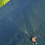 Незрячие парашютисты из Донецка покоряют небо