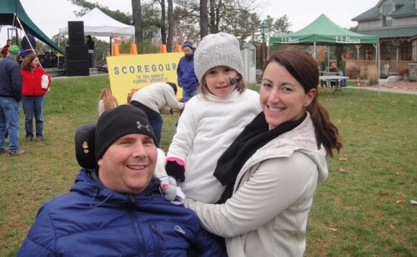 Заново открыть для себя любовь: Мой 6-летний ребёнок и её парализованный отец