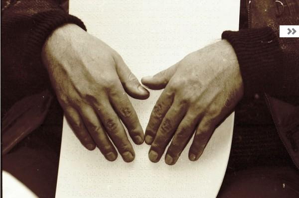 Что «слышат» и «видят» слепоглухие?