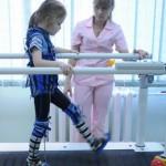 Маленькими шагами к большим успехам, или Как помогают детям с ДЦП