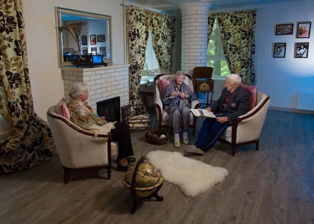 Дома престарелых в новом формате