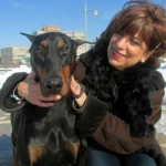 Собака спасла жизнь хозяйке, обнаружив у нее рак