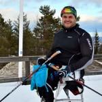 Бразильский паралимпиец: «Я из тех, кто живёт ради спорта»