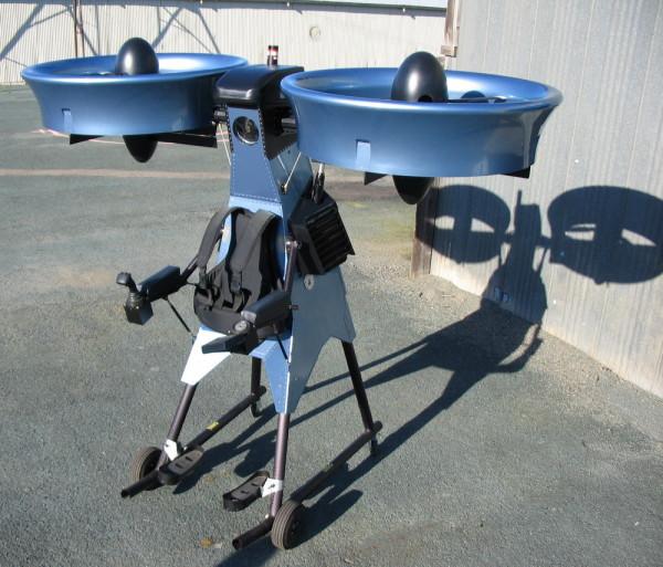 Springtail ©Trek Aerospace