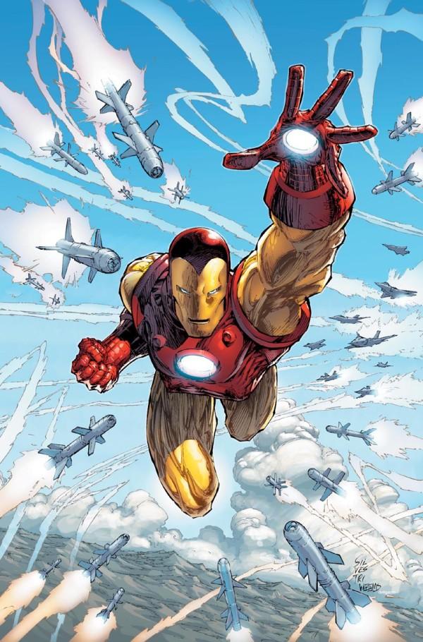 Пентагон за два года до создания первых комиксов о Железном Человеке объявил конкурс на создание настоящих роботов-униформ ©Marvel Comics