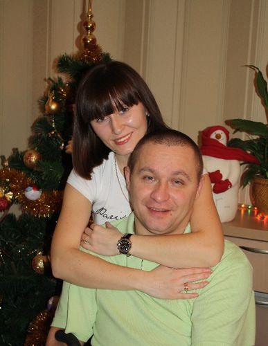 Ольга и Андрей Сорока