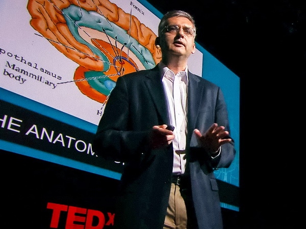 Андре Лозано: Болезнь Паркинсона, депрессия и переключатель, который мог бы их отключить