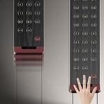 Передвижная панель управления лифтом для детей и людей с ограниченными возможностями