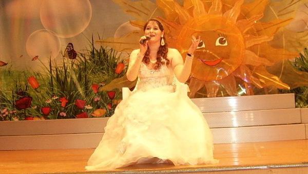 Дарина Фахретдинова: «Я буду петь стоя, как раньше!»