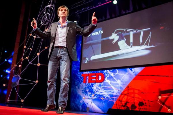 Грегуар Куртен: Парализованные крысы могут ходить