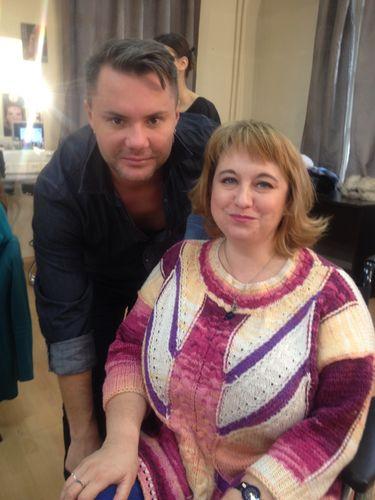 Татьяна с Александром Щекиным