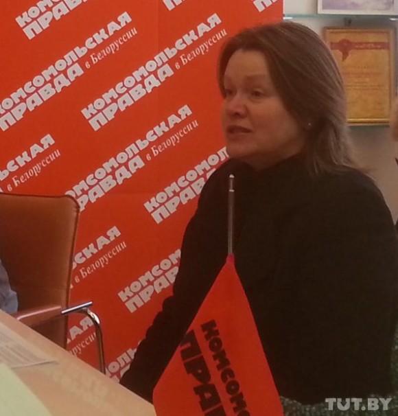 Жанна Лашкевич только недавно публично рассказала о своем диагнозе.