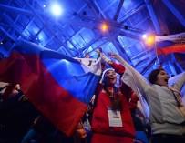 Кто «ломал лед» на открытии Паралимпийских игр? ФОТО