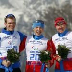 Сборная России выиграла две золотые медали в третий соревновательный день на Паралимпиаде