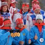 Российские паралимпийцы триумфально победили на домашних Играх в Сочи