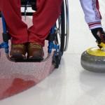 Паралимпийские виды спорта: Керлинг на колясках
