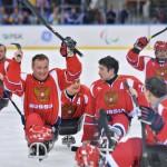 Паралимпийские виды спорта: следж-хоккей