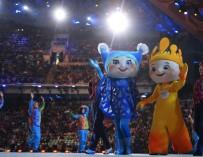 Фото церемонии закрытия Паралимпийских игр в Сочи