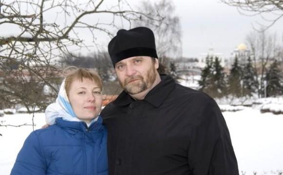 Николай и Ирина Андреевы
