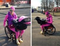 Евгения Воскобойникова сможет самостоятельно гулять с дочкой